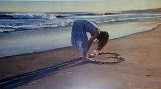 corazón de arena