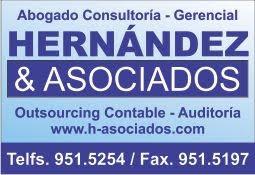 HERNANDEZ & ASOCIADOS en Paginas Amarillas tu guia Comercial