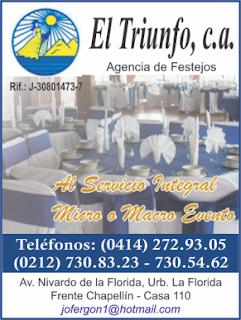 EL TRIUNFO, C.A. en Paginas Amarillas tu guia Comercial
