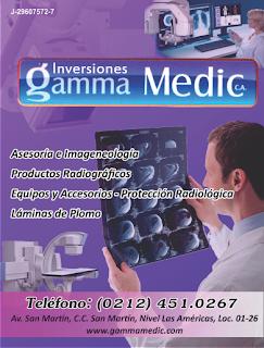 INVERSIONES GAMMA MEDIC, C.A. en Paginas Amarillas tu guia Comercial