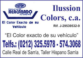 ILUSSION COLORS, C.A. en Paginas Amarillas tu guia Comercial