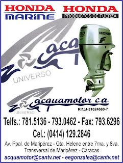 UNIVERSO ACQUAMOTOR, C.A. en Paginas Amarillas tu guia Comercial
