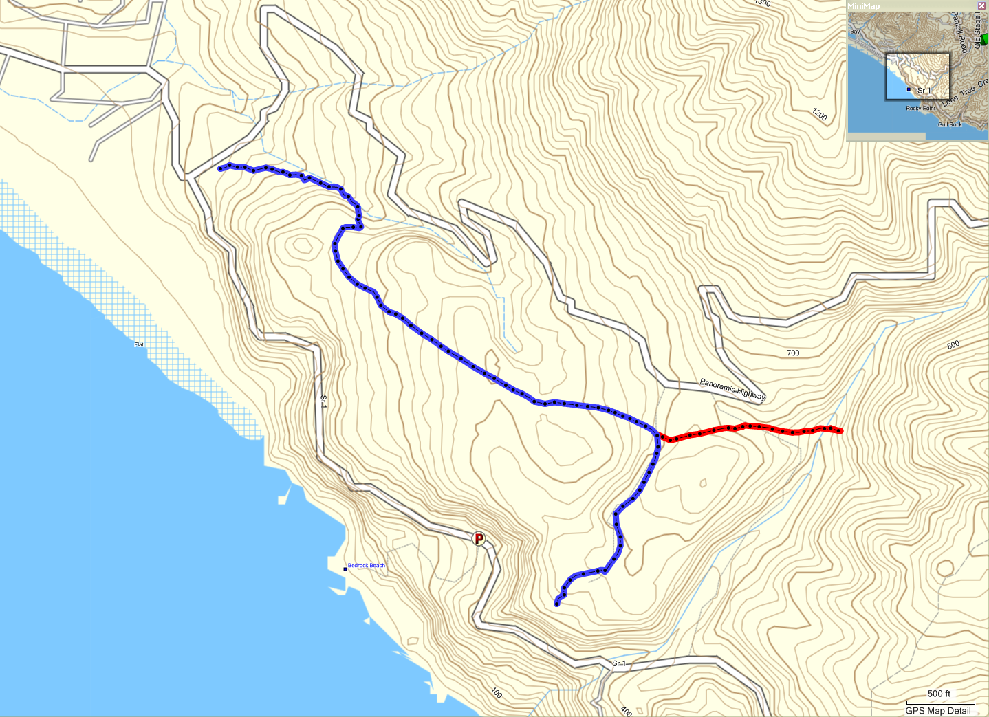 Trails Trekker: Dipsea Trail to Hill with Bunkers on