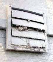 Clean Dryer Vents Annually