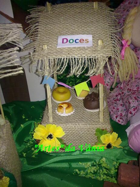 """decoracao festa na roca:ARTES"""" da Vânia: Enfeites de Festa na Roça"""