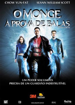 Filme Poster O Monge à Prova de Balas DVDRip XviD & RMVB Dublado