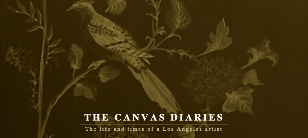 Canvas Diaries