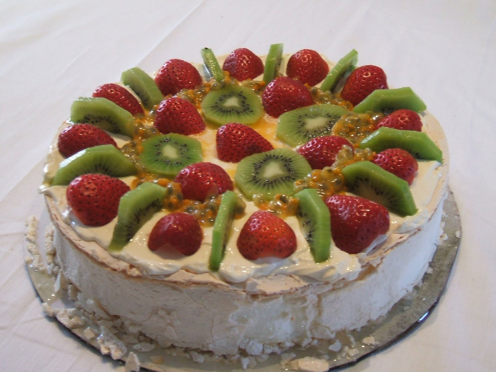 OED Made New Zealand the Father of Pavlova