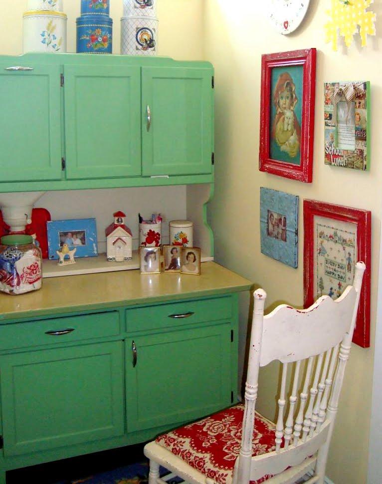 Retro Kitchens On Pinterest Retro Kitchens Vintage