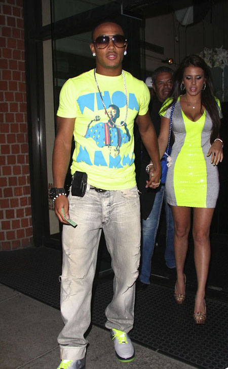 romeo miller 2010. Lil Romeo and Kaitlin have