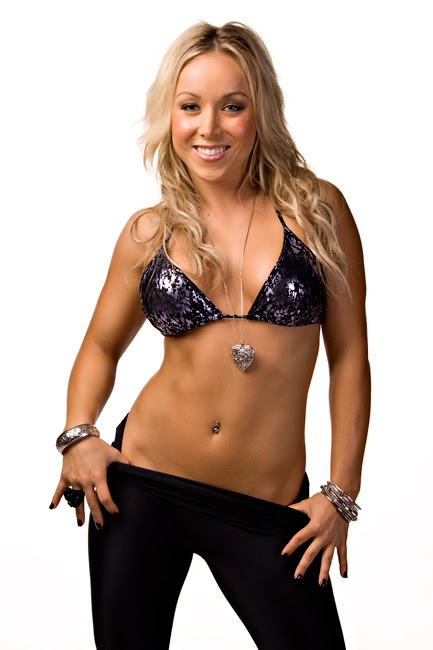Tna Knockout Diva Taylor Wilde