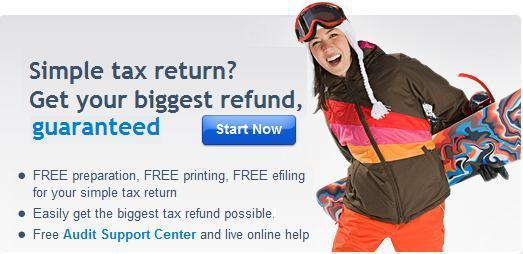 TurboTax Free eFile