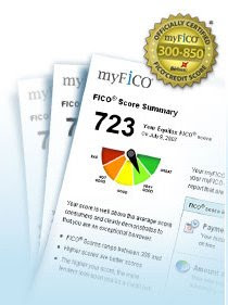 myFiCO Credit Score Watch