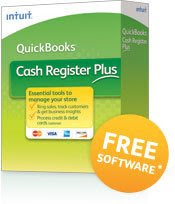 FREE - QuickBooks Cash Register Plus