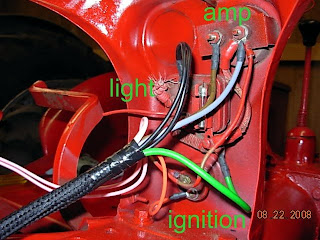 tractor stories cub wiring rh tractorstories blogspot com 1948 farmall cub wiring harness Farmall Cub Wiring Light
