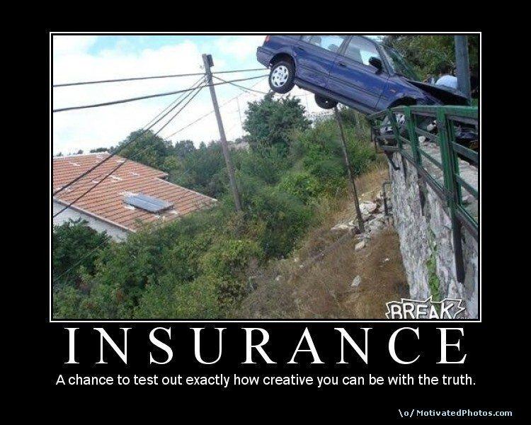 Insurance Demotivati
