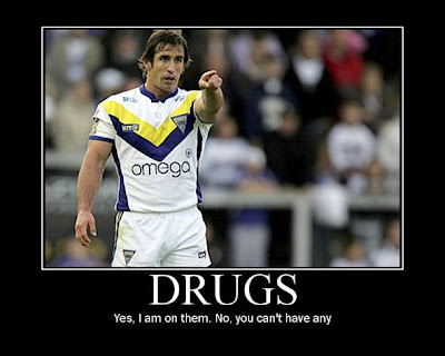 Drugs Demotivational Poster