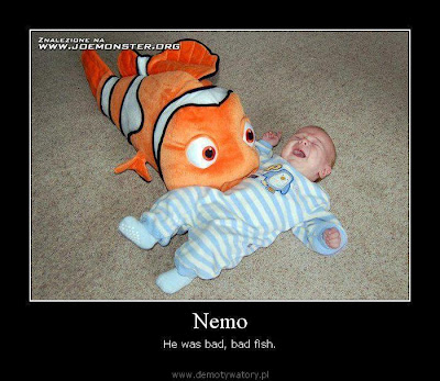 Nemo Demotivational Poster