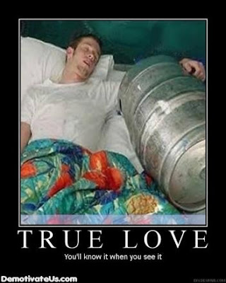 True Love Demotivational Poster