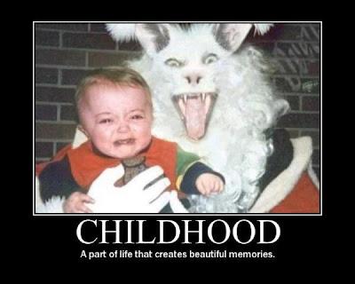 Childhood Demotivational Poster