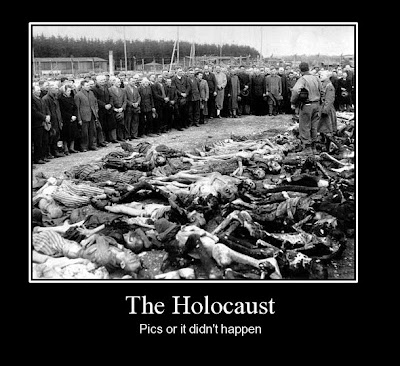 Holocaust Demotivational Poster