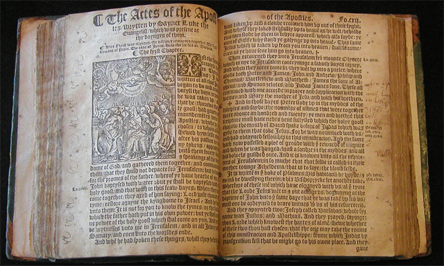 The KJV -- A Lasting Monument to William Tyndale