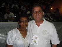 Ivone de Oxum e Emidio de Ogum
