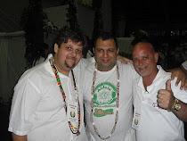 Pai Leo Del Pezzo, Pai Engels de Xango e o Vereador Quito Formiga