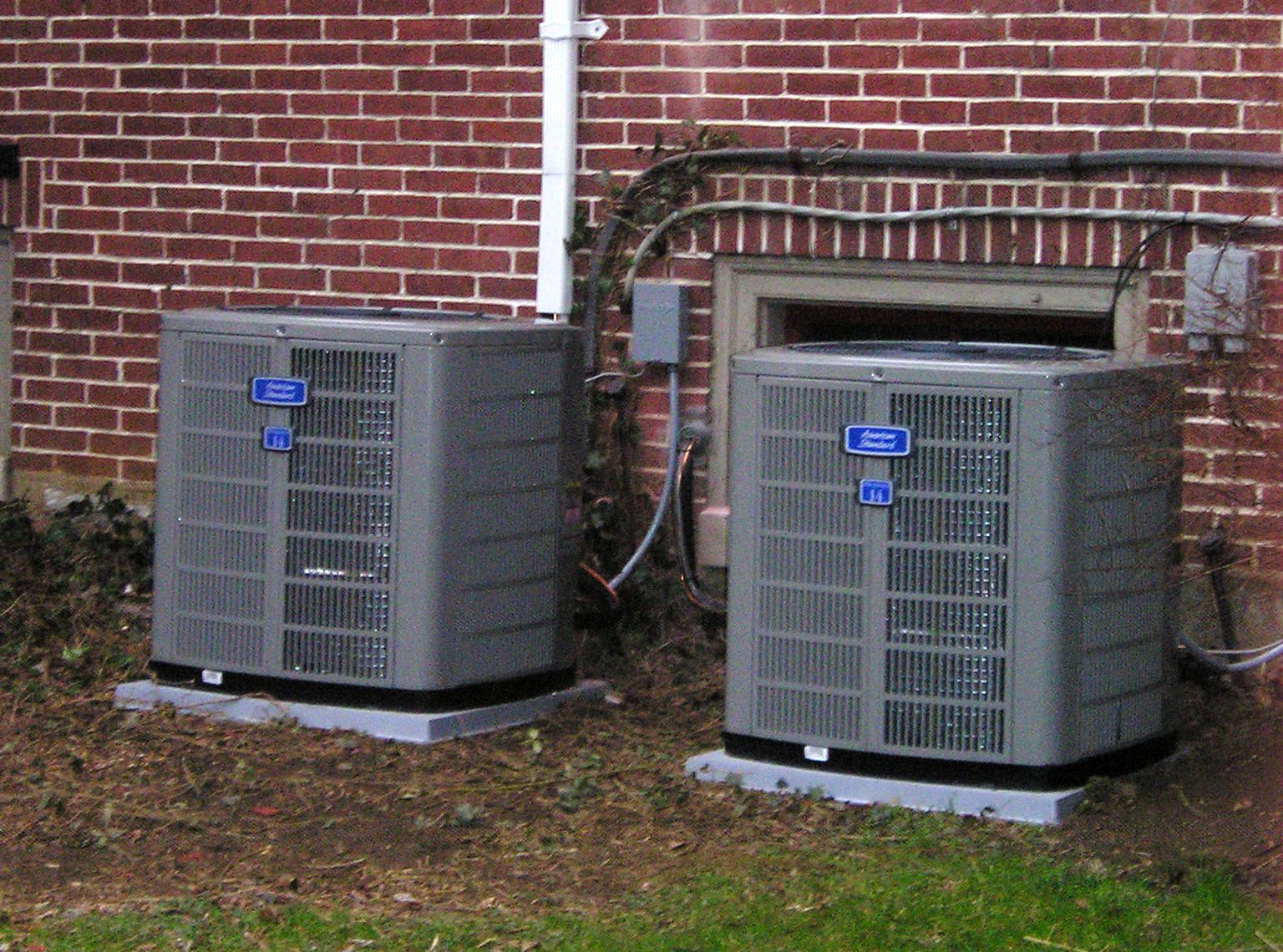 wire new central air unit - New Ac Unit