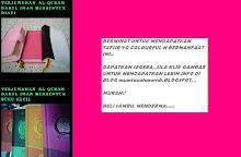 beli sambil menderma>>tafsir pelbagai warna