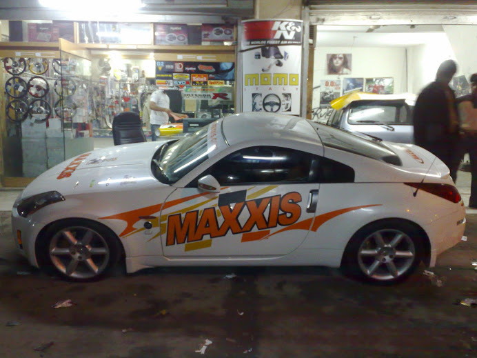 CAR FOR MAXXIS TYRES