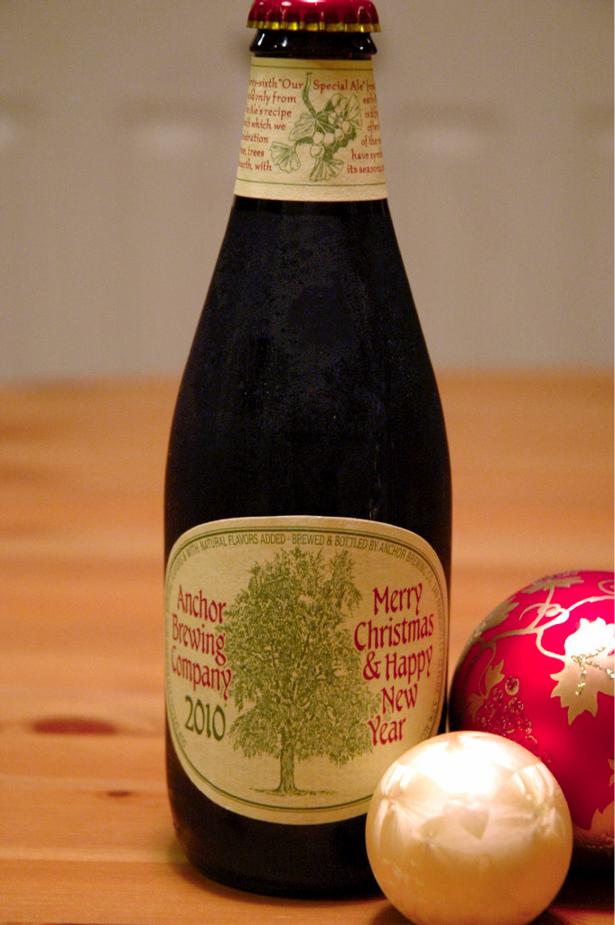 Review Christmas Ale 10 Anchor Brewing Co
