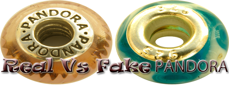 Real Vs fake Pandora