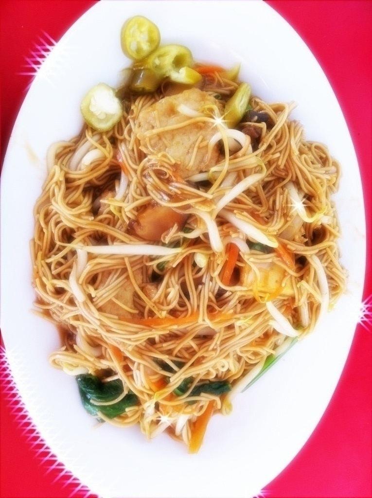 Sunny's Vegetarian Foodhunt: Happy Life Vegetarian
