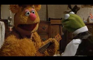 fozzie bear ukulele