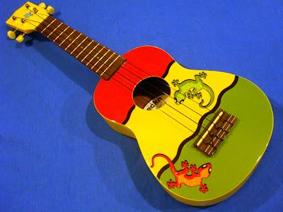 mainland reggae ukulele