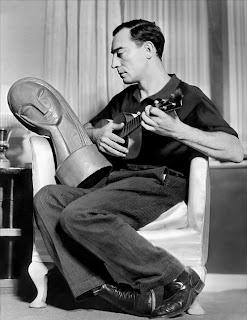 buster keaton ukulele