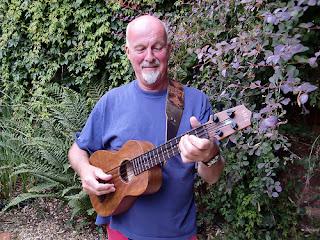 dave pegg ukulele