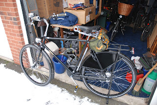 pashley roadster sovereign
