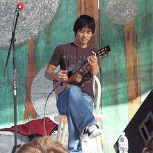 jake shimabukuro got a ukulele