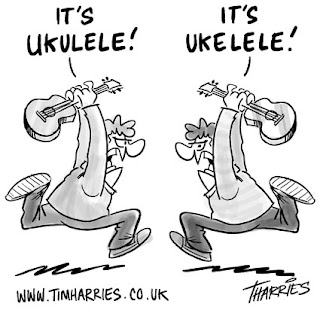 ukulele, ukelele, tim harries