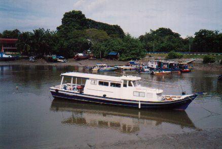 Fishing Charter Boat