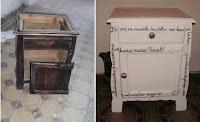 como restaurar mesas