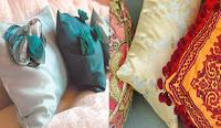 almohadones artesales