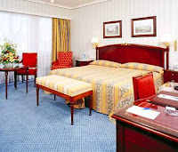 Habitación Hotel Meliá Castilla Madrid