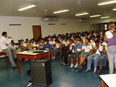 Palestra sobre Cuiabá (projeto)