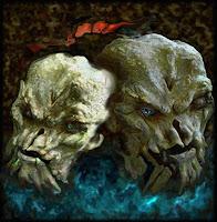 Creature Masks Casting