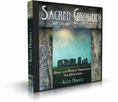 TIERRA SANTA (Sacred Ground), Kelly Howell [ AUDIO CD ] – El programa integral para alcanzar gradualmente los niveles más profundos de meditación.