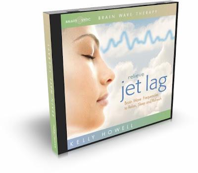 ALIVIAR EL SÍNDROME DEL VIAJERO (Relieve Jet Lag), Kelly Howell [ AUDIO CD ] – Mejorar el sueño, reducir la fatiga mental y lograr relajación total.