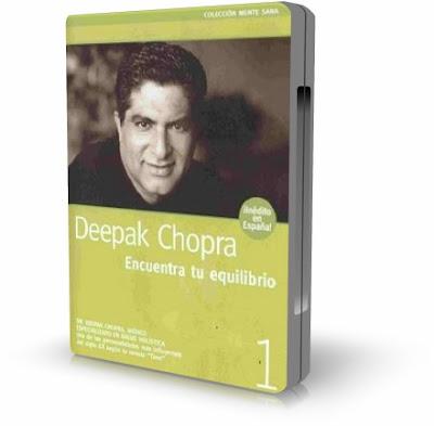 ENCUENTRA TU EQUILIBRIO, Deepak Chopra